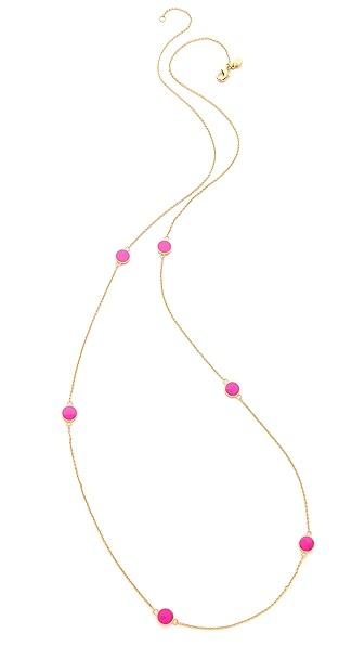 Gorjana Electric Disc Wrap Necklace