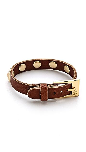 Gorjana Pyramid Stud Bracelet