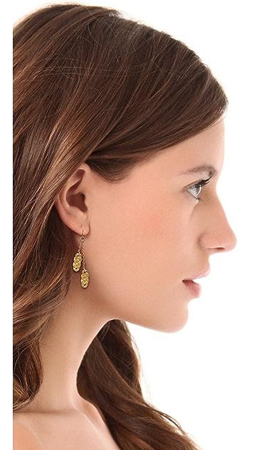 Gorjana Infinity Hoop Earrings