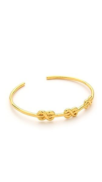 Gorjana Infinity Knot Cuff Bracelet