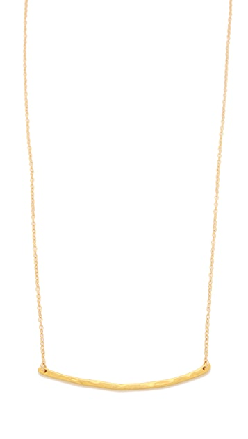 Gorjana Taner Bar Necklace