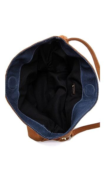 Gorjana Bleecker Sunset Fold Over Bag