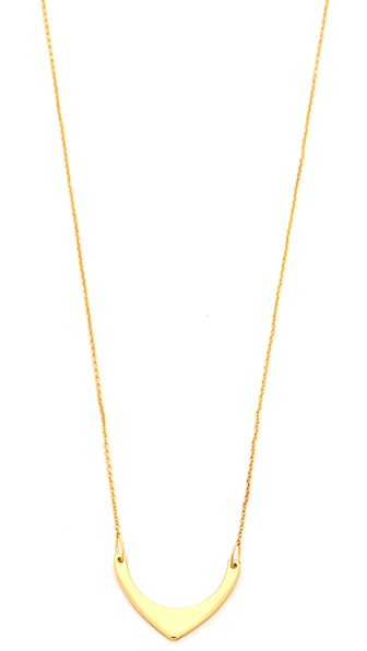 Gorjana Aria Long Necklace