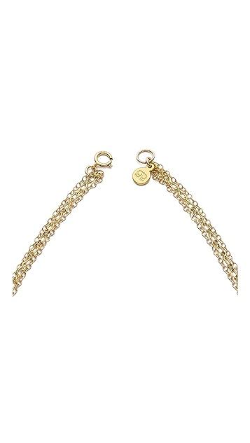 Gorjana Ella Layered Locket Necklace