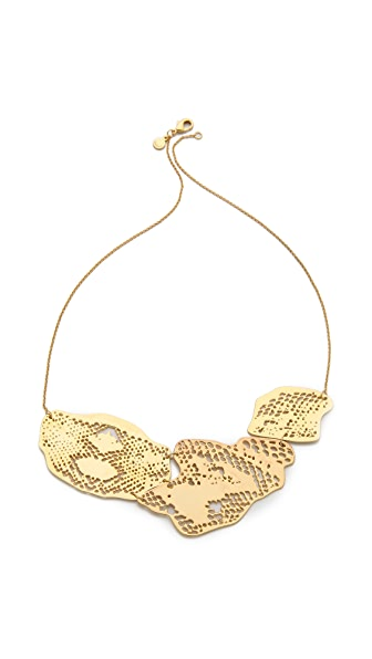 Gorjana Python Collar Necklace