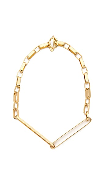 Gorjana Bristol Large Link Necklace