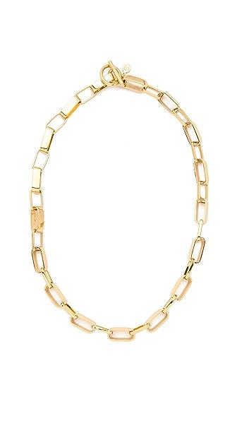 Gorjana Bristol Link Necklace