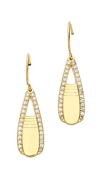 Gorjana Delano Tear Drop Earrings