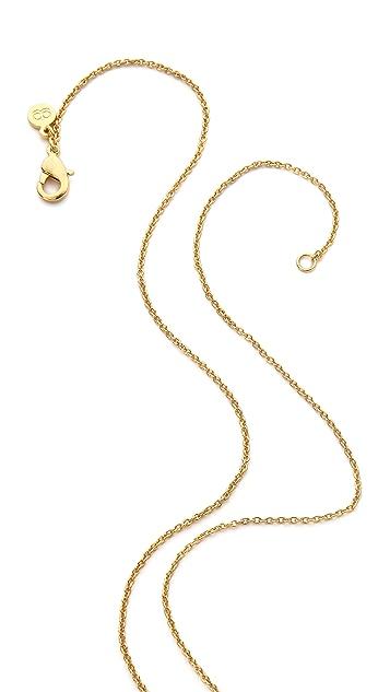 Gorjana Batik Long Necklace