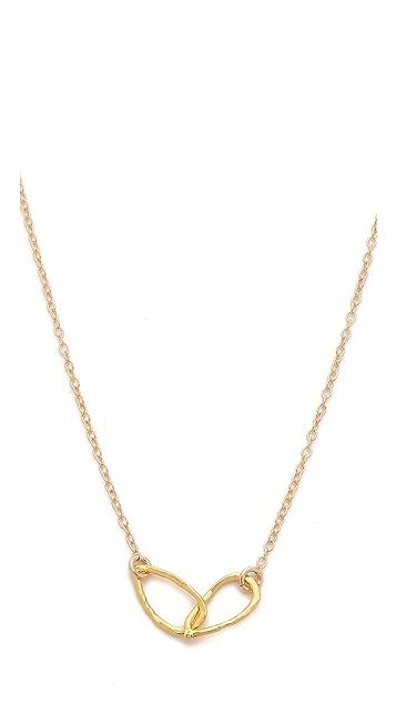 Gorjana Conwell Charm Necklace