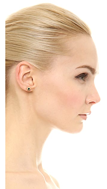 Gorjana Mae Stud Earrings
