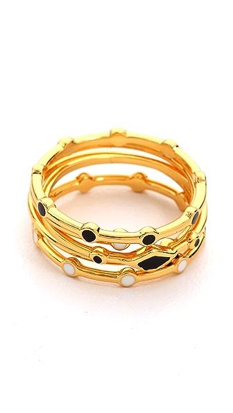 Gorjana Mae Ring Set