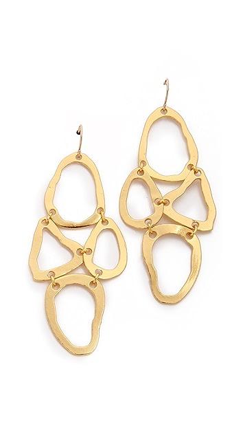 Gorjana Tiago Drop Earrings