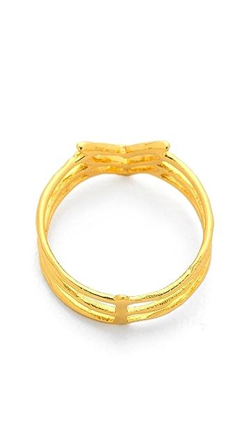 Gorjana Mesa Ring