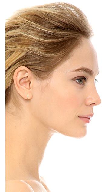 Gorjana Puebla Stud Earrings