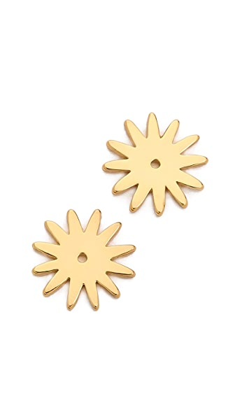 Gorjana Spur Stud Earrings