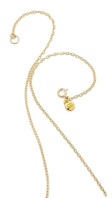 Gorjana Vista Tapered Necklace