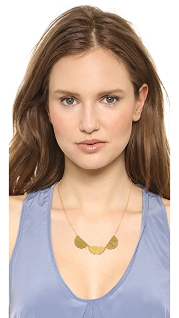 Gorjana Liddy Mini Collar Necklace