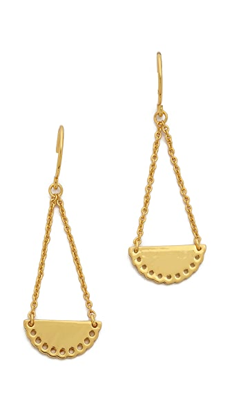 Gorjana Liddy Drop Earrings