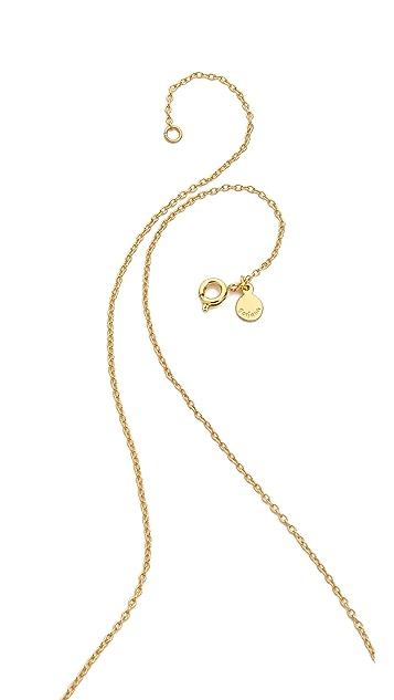Gorjana Mika Pendant Necklace