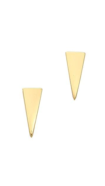 Gorjana Mika Stud Earrings