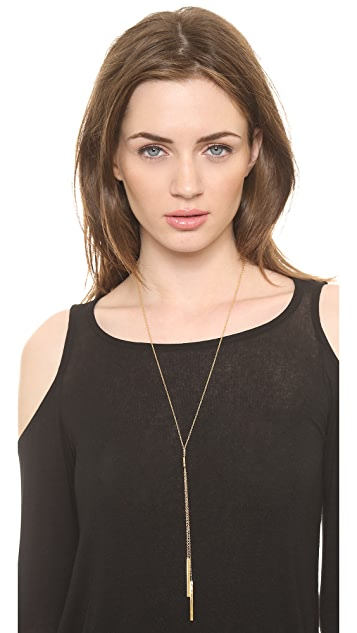 Gorjana Mave Lariat Necklace