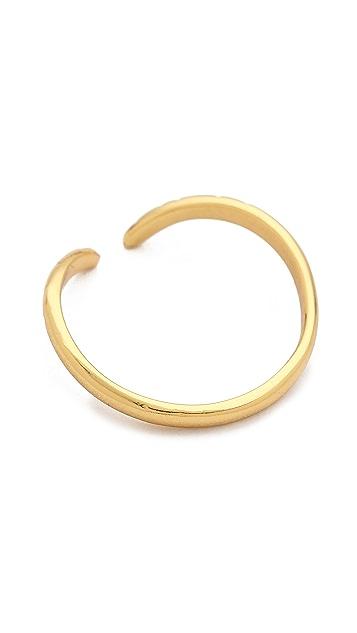 Gorjana Amber Cuff Ring