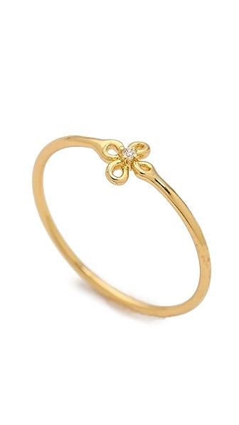 Gorjana Lily Tiny Shimmer Ring