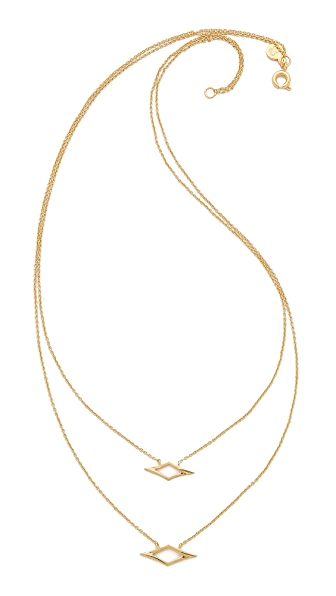 Gorjana Alma Layered Necklace