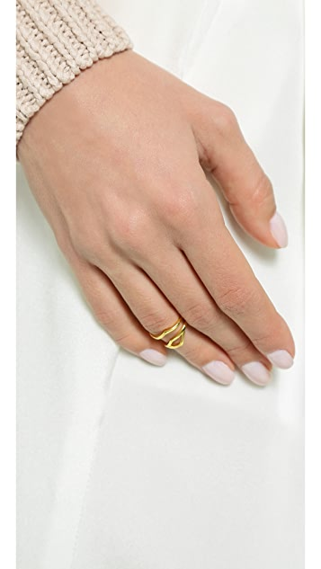 Gorjana Alma Midi Ring Set