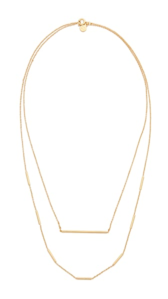 Gorjana Nina Layered Necklace