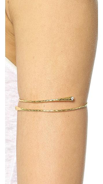 Gorjana Shimmer Arm Cuff