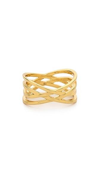 Gorjana Jillian Midi Ring