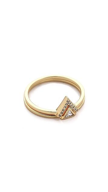 Gorjana Vivienne Stacking Ring Set