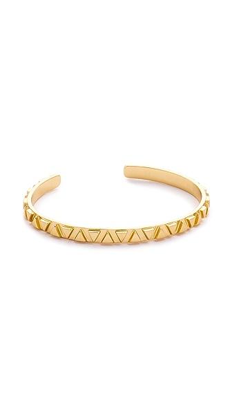Gorjana Ryot Triangle Cuff Bracelet