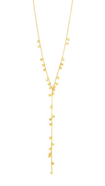 Gorjana Chloe Mini Lariat Necklace