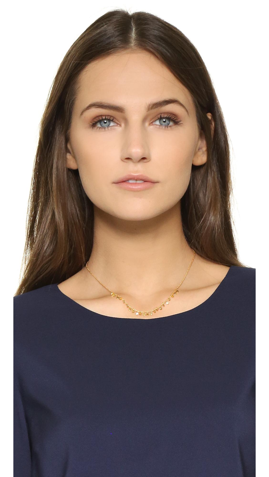 Gorjana Chloe Mini Necklace IrYXTkoIi0