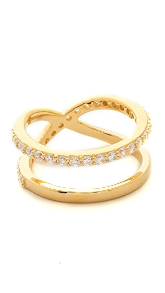 Gold Philosophy Chance Ring