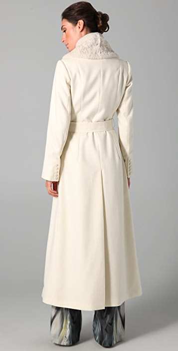 Maria Grachvogel Emperor Coat