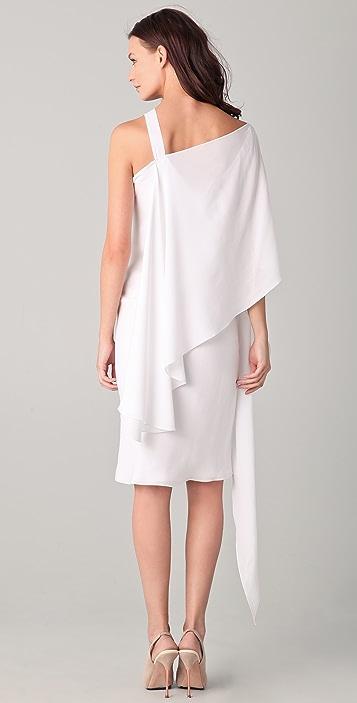 Maria Grachvogel Boa Dress