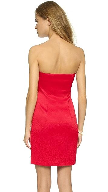 Grace Chrissy Strapless Dress