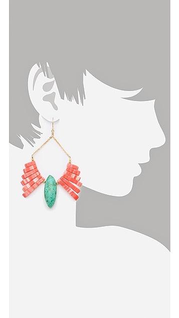 Gemma Redux Drop Earrings
