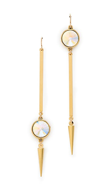 Gemma Redux Asymmetrical Bar Earrings