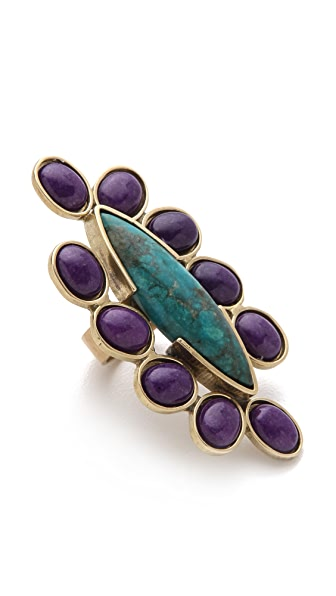 Gemma Redux Multi Stone Cocktail Ring