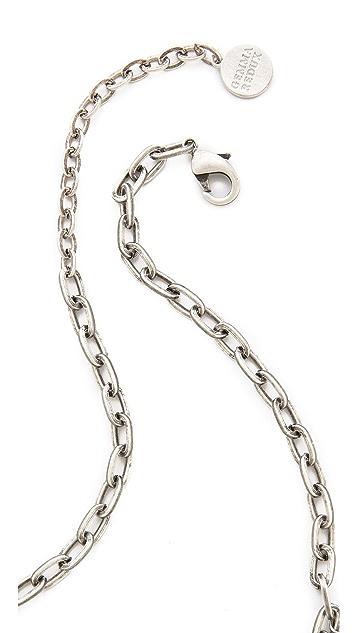 Gemma Redux Chain & Spike Necklace