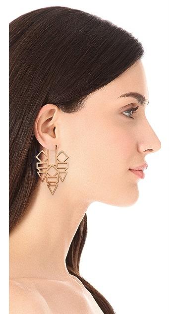 Gemma Redux Shape Earrings