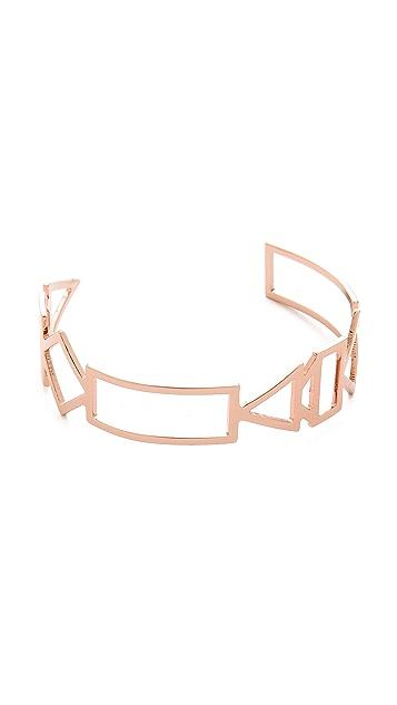 Gemma Redux Shape Cuff Bracelet