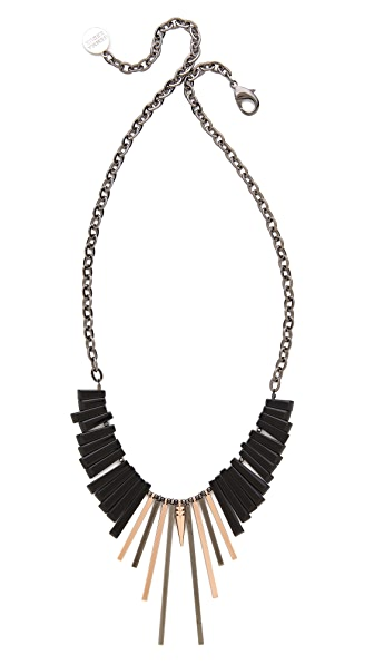 Gemma Redux Front Drop Necklace