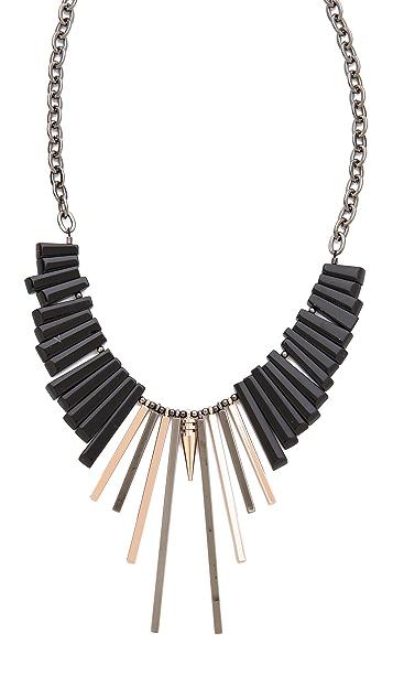 Gemma Redux Front Drop Necklace