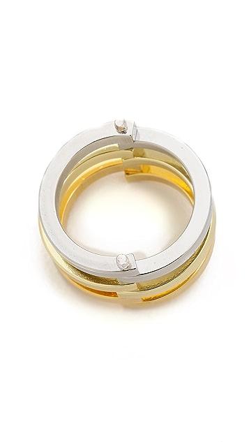 Gemma Redux Mechanix Monogomy Ring